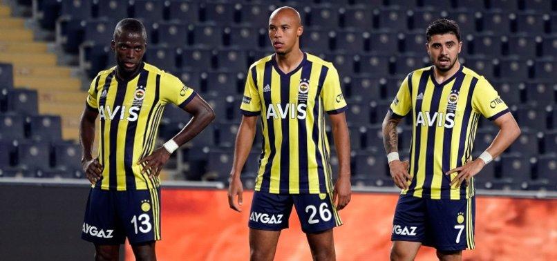 Fenerbahçe'de istatistikler ters yüz oldu!