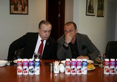 Galatasarayda kabadayı krizi