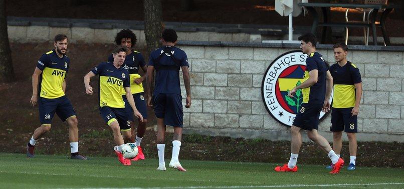 Fenerbahçe'de Zajc geri döndü