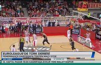 Euroleaguede Türk derbisi