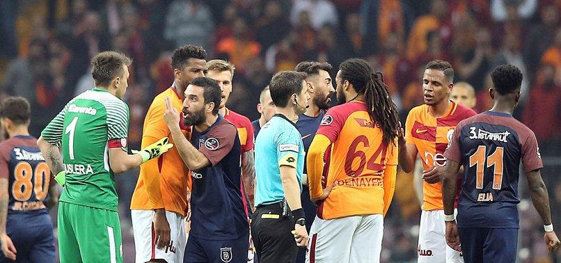 Galatasaray ve Başakşehir PFDK'ya sevk edildi