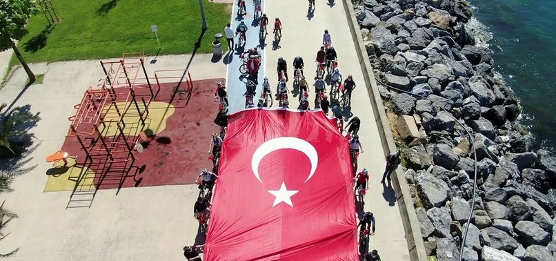 Süper Lig takımlarından 19 Mayıs Atatürk'ü Anma Gençlik ve Spor Bayramı kutlaması!