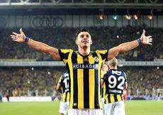 Giuliano Fenerbahçeye veda etti