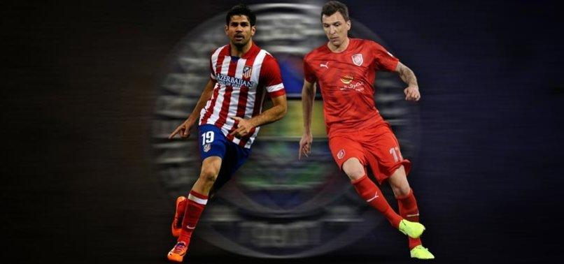Fenerbahçe'den KAP'a açıklama! Diego Costa ve Mario Mandzukic...