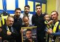 Fenerbahçeli futbolculardan örnek davranış