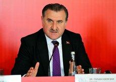Bakan Bak, Fenerbahçe Doğuşu kutladı