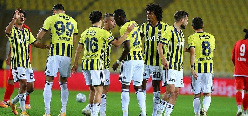 Fenerbahçe'de skora göre risk