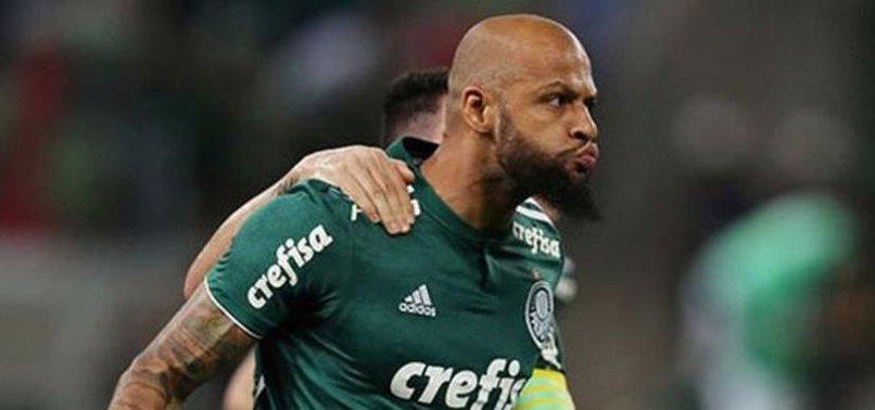 Melo 2 yıl daha Palmeiras'ta
