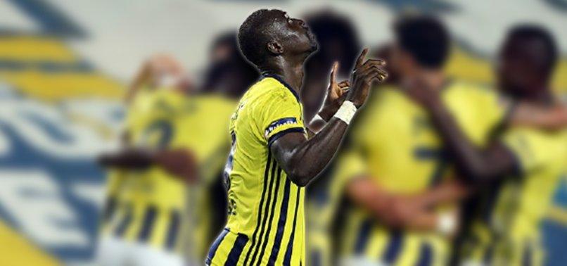 Cisse yine sahnede! Trabzonspor'u seviyor...