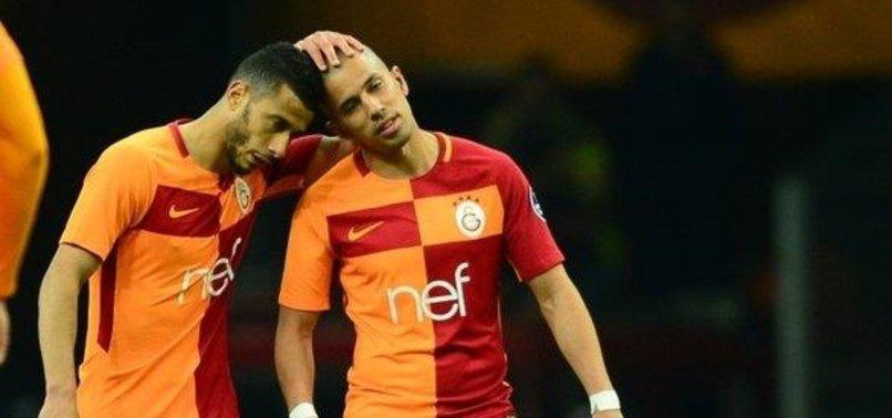 Belhanda ve Feghouli'den Galatasaray'a rest! Bu şekilde oynamak istemiyoruz