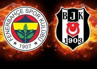 Fenerbahçe ile Beşiktaş'tan dev transfer savaşı! İşte hedefteki yıldız