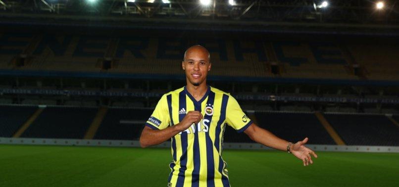 Fenerbahçe'nin yeni transferi Marcel Tisserand'dan açıklama!