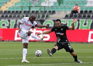 Yukatel Denizlispor-Trabzonspor maçından kareler 2. hafta