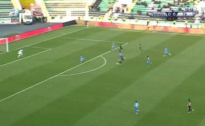 Yukatel Denizlispor 1-0 Trabzonspor