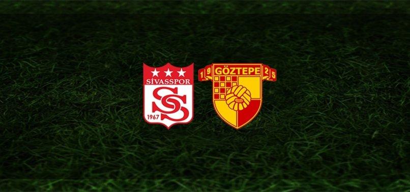 Sivasspor - Göztepe maçı ne zaman, saat kaçta ve hangi kanalda? | Süper Lig