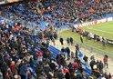 Trabzonsportaraftarı terör destekçilerine izin vermedi