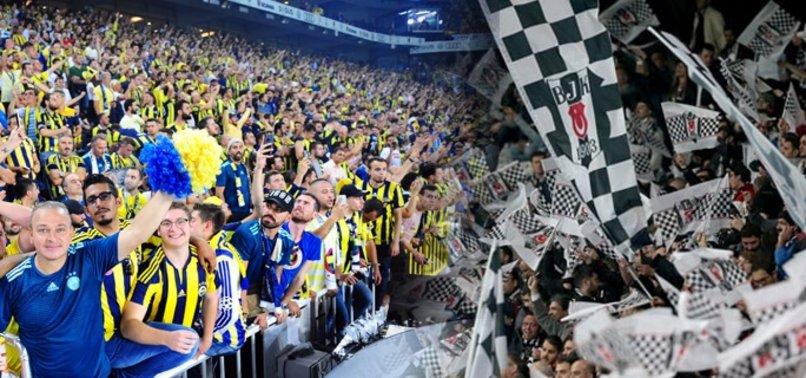 Fenerbahçe ve Beşiktaş'tan dev proje! Dolu tribünlere oynayacaklar...