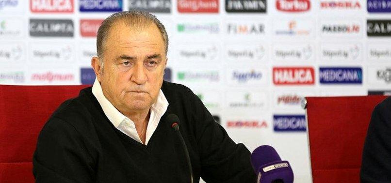 Fatih Terim'den futbolcularına galibiyet emri