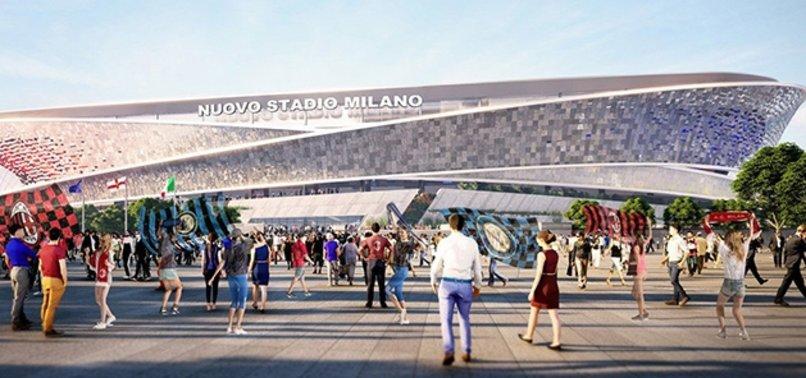 Milan ve Inter'den dev proje