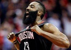Harden, Rocketsı taşımaya devam ediyor