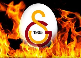 Galatasaray'da 1 ayrılık 1 transfer! Sezon sonunda imzalar atılıyor