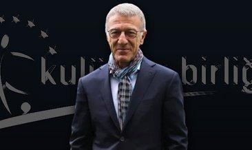 Kulüpler Birliği'nin yeni başkanı Ahmet Ağaoğlu!