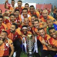 İşte Galatasarayın şampiyonluk kutlamalarından görüntüler