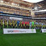 Fenerbahçe - M. Başakşehir maçından kareler