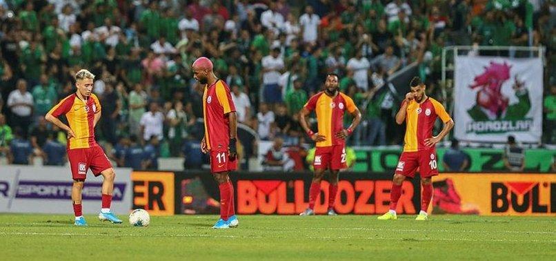 Galatasaray'ı seyrederken utanıyorum