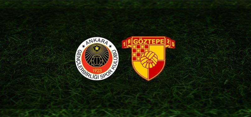 Gençlerbirliği - Göztepe maçı ne zaman, saat kaçta ve hangi kanalda? | Süper Lig