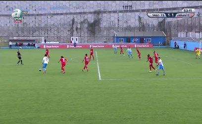 1461 Trabzon 1-1 Ümraniyespor