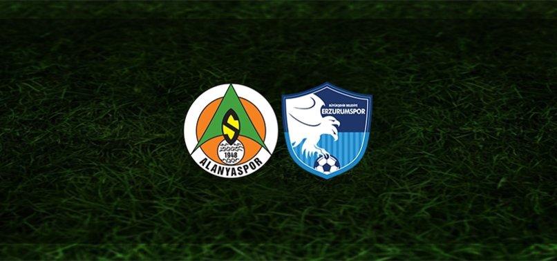 Alanyaspor - BB Erzurumspor maçı ne zaman, saat kaçta ve hangi kanalda? | Süper Lig