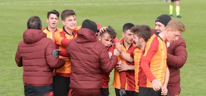 Fenerbahçe U19 1-3 Galatasaray U19 | MAÇ SONUCU
