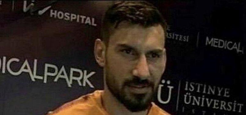 Galatasaray'da imza zamanı