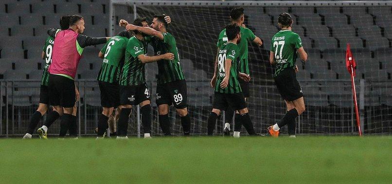 Kocaelispor 1. Lig'de!