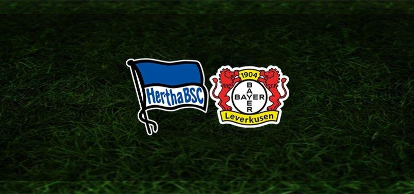 Hertha Leverkusen 2020