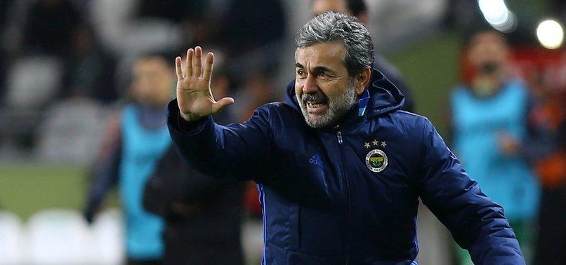 Aykut Kocaman'dan oyuncularına uyarı