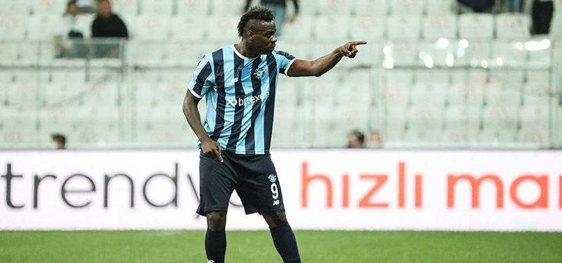 Mario Balotelli'den Beşiktaş Adana Demirspor maçının ardından olay paylaşım! Sergen Yalçın'a gönderme...