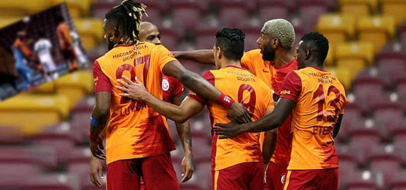 Galatasaray'ın golüne VAR engeli! İşte o pozisyon