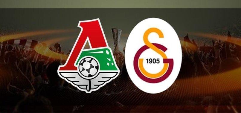 CANLI | Lokomotiv Moskova - Galatasaray maçı ne zaman? Galatasaray maçı hangi kanalda? Galatasaray UEFA maçı saat kaçta?