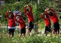 Kayserispor Avusturya'da hazırlıkları sürdürdü