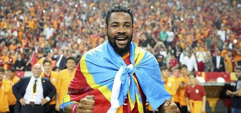 Christian Luyindama Galatasaray'da! İşte bonservis bedeli