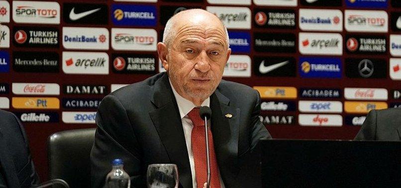 TFF Başkanı Nihat Özdemir'den Fenerbahçe ve Galatasaray'a flaş yanıt