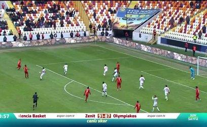 BtcTurk Yeni Malatyaspor 2-1 Demir Grup Sivasspor | MAÇ ÖZETİ