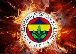 Fenerbahçe'den sürpriz transfer hamlesi! Beşiktaş...