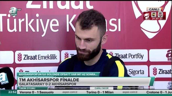 Mustafa Yumlu: Akhisar bizimle gurur duysun