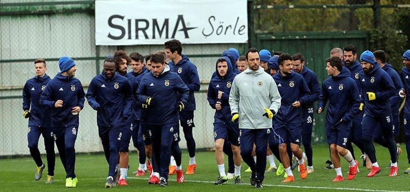 F.Bahçe'de Sivasspor'a hazırlıkları tamamlandı