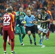 İşte Galatasaray - Fenerbahçe derbisinin istatistikleri