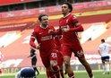 Ozan'lı Liverpool sahasında kazandı!