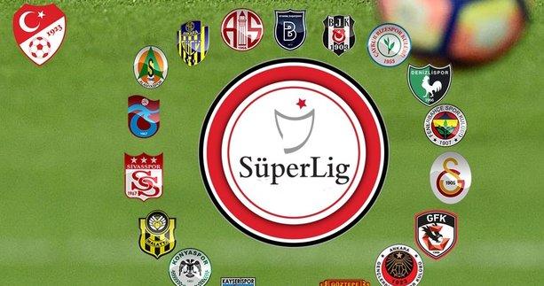 Süper Lig ekiplerinden 'Milli Dayanışma Kampanyası'na' destek